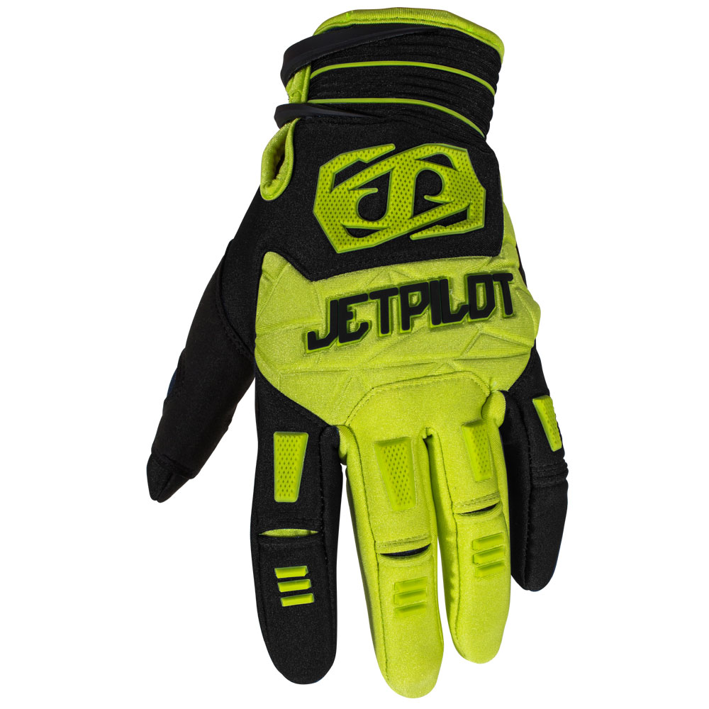 MATRIX RACE FULL FINGER GLOVES JETPILOT 2017