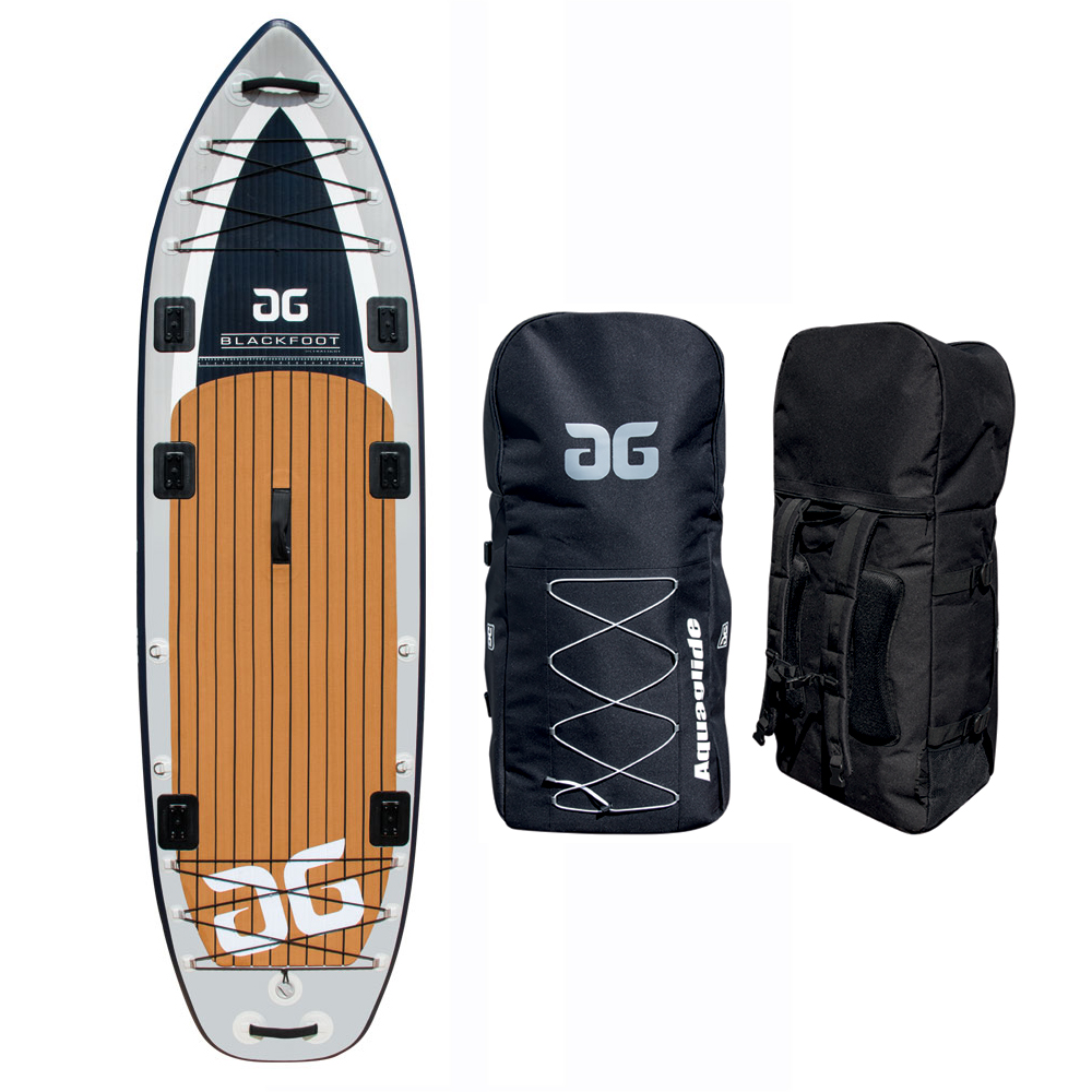 BLACKFOOT ANGLER SUP 11'0 AQUAGLIDE 2018