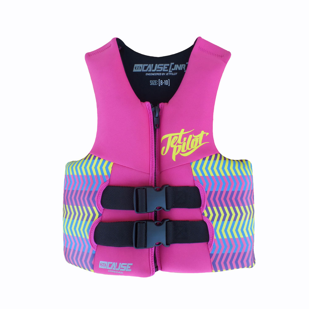 CAUSE YOUTH 50N NEOPREN VEST JETPILOT 2018
