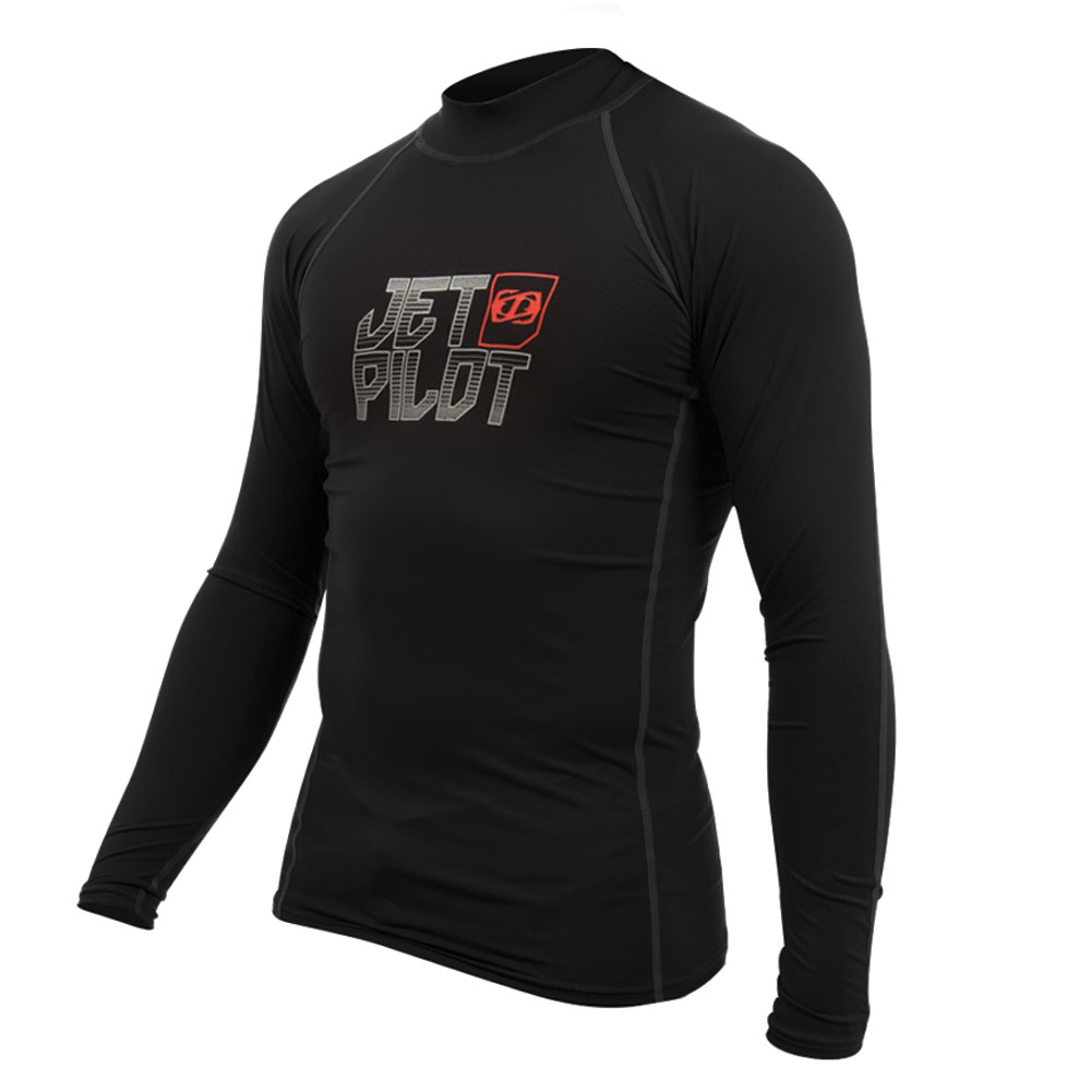 F-15 THERMA FLEECE L/S RASHGUARD JETPILOT 2017