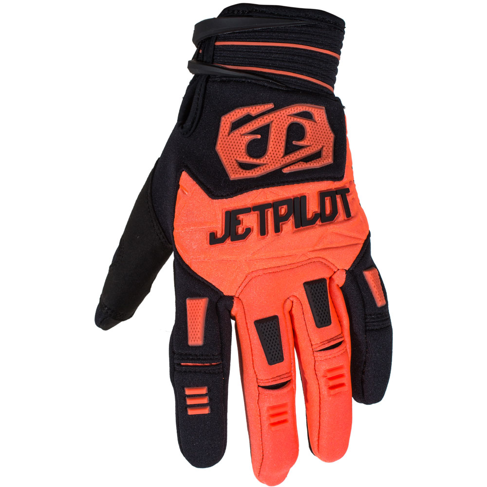 MATRIX RACE FULL FINGER GLOVES JETPILOT 2018