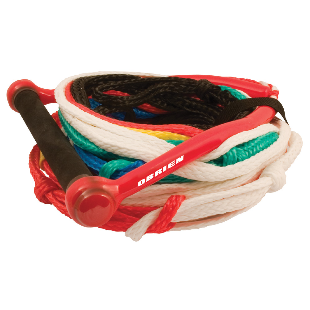 8 SECTION SKI ROPE OBRIEN 2017